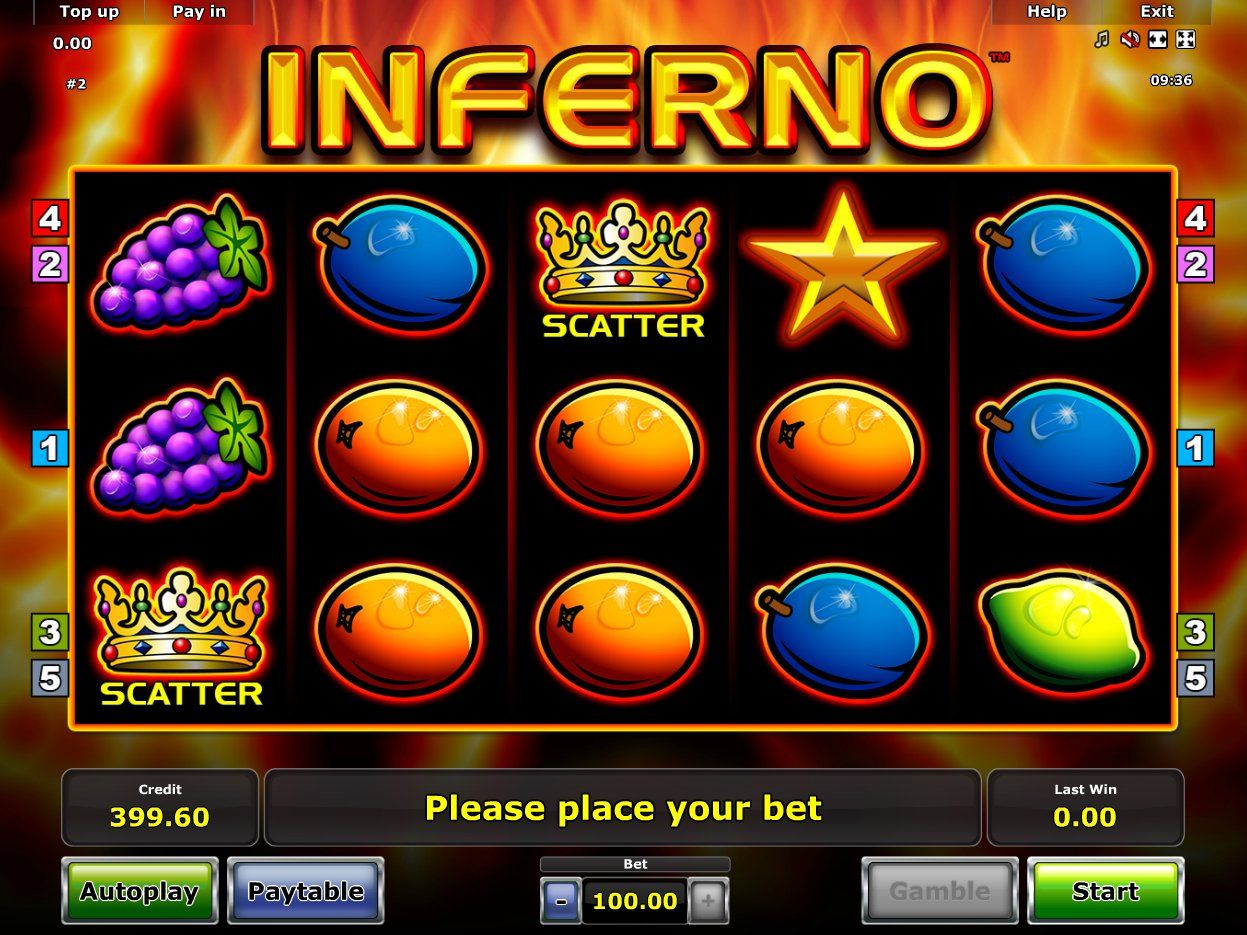 Play Free Slot Game Online