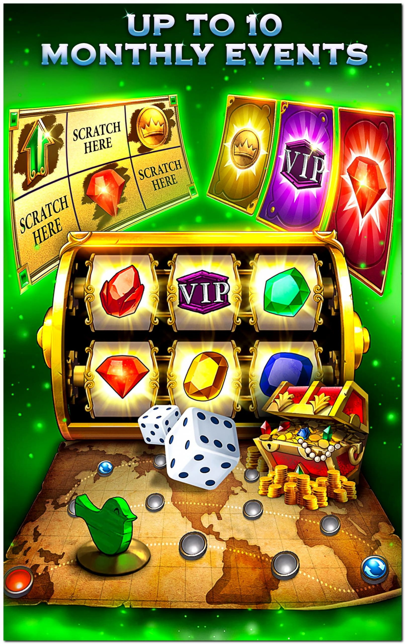 Play Casino Slots For Real Money Online